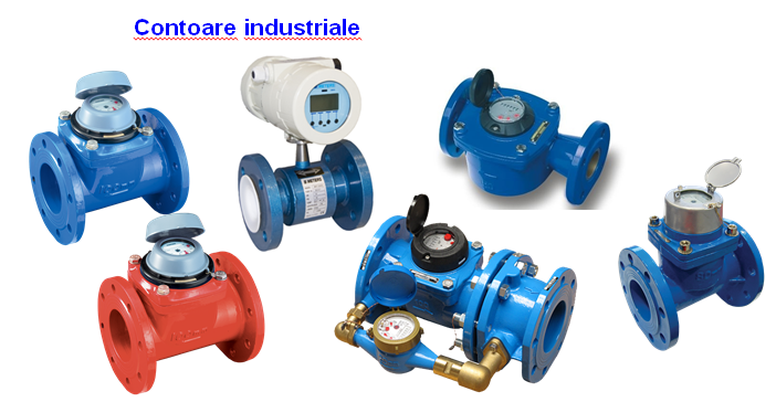 Contoare industriale