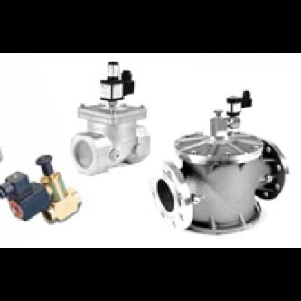 Electrovane gaz MADAS DN15-DN200
