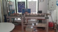 Stand de proba pentru contoare de apa de la DN15 la DN40 tip ZENNER VM-P-V-16 , SH
