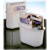 Contor gaz cu membrana deformabila tip RS/5 G6 , Qmax 10mc/h, Pmax. 0,5 bar