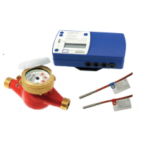 Contor energie termica HYDROSPLIT cu traductor mecanic GMDX-R DN 40, Q3= 16 mc/h, Tmax. 90 grd. C, MID