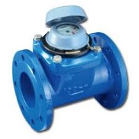 Contor apa rece Woltman WDE K30 DN 125, PN 16, Qn 100 mc/h, Clasa B