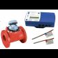 Contor energie termica HYDROSPLIT cu traductor mecanic WDEK30-R DN 100, Qn= 60 mc/h, Tmax. 90 grd. C, MID, racord cu flanse