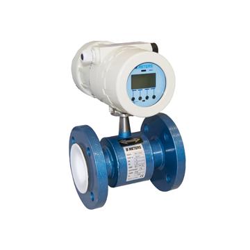 Debitmetru electromagnetic MAG-C DN 200, PN 16,COMPACT, Alim. 90-264 Vc.a.,liner cauciuc tare, electrozi inox, iesire 4-20 mA, impulsuri
