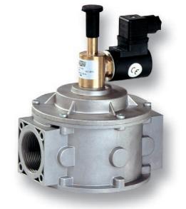 Electrovana gaz M16/RMO NA, filet, DN 32, cod: RM05 008, 230 Vca, IP65, Pmax. 500 mbar, MADAS