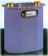 Contor gaz cu membrana deformabila tip RS/10  G16 , Qmax 25 mc/h, Pmax. 0,5 bar