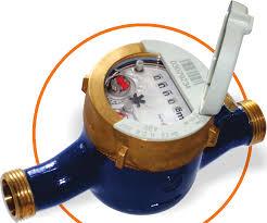 Contor apa rece multijet umed tip FGH-SENSUS 420 DN 15, R160, MID, Q3 =2,5mc/h, pre-echipat inductiv