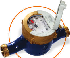Contor apa rece multijet umed  tip FGH-SENSUS 420 DN 20, R160, MID, ( Clasa C), pre-echipat inductiv