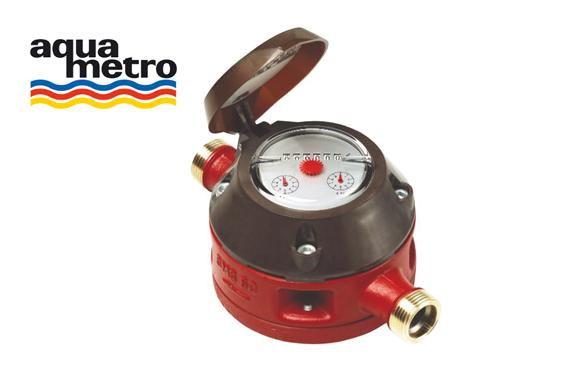 Contor motorina CONTOIL VZO 15 RC 130/16, DN 15, Qn=400 L/h, Qmin= 10 L/h, inclusiv racorduri